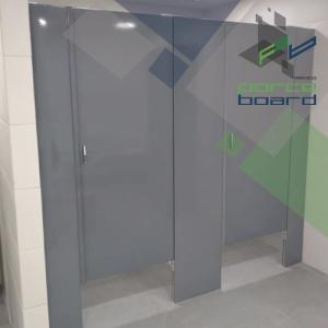 puertas metalicas para baños