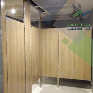 puertas para baño de aluminio
