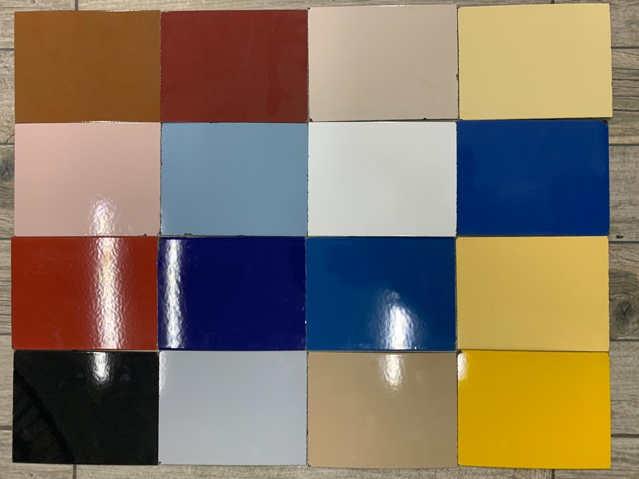 lamina porcelanizada- acero porcelanizado
